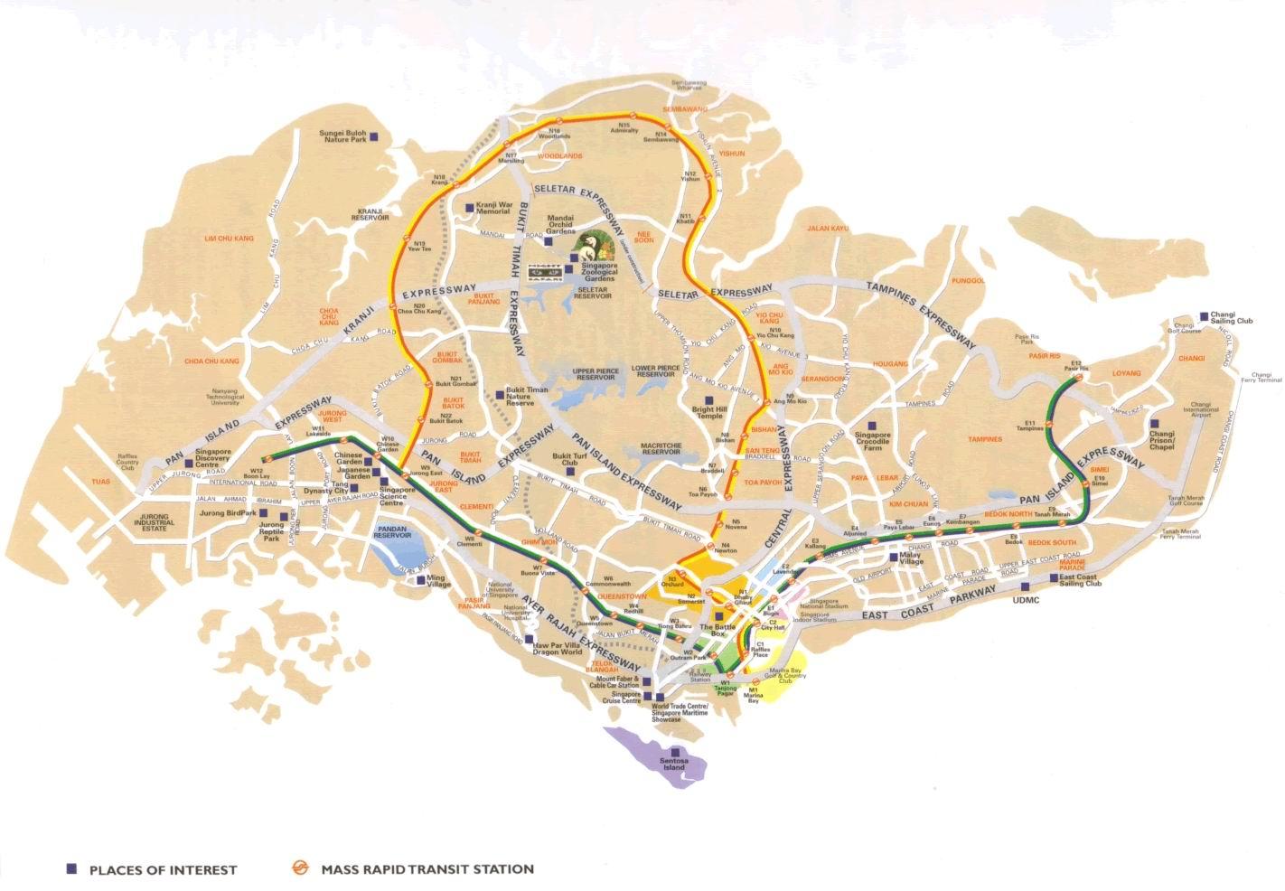 Юго восточная азия сингапур